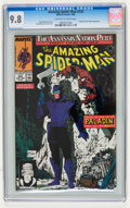 Modern Age (1980-Present):Superhero, The Amazing Spider-Man CGC-Graded Group (Marvel, 1989-94)Condition: CGC NM/MT 9.8.... (Total: 5 Comic Books)