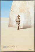 """Movie Posters:Science Fiction, Star Wars: Episode I - The Phantom Menace (20th Century Fox, 1999).One Sheet (27"""" X 41"""") DS Advance Style A. Science Fictio..."""