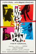 "Movie Posters:Drama, Tie Me Up! Tie Me Down! (Miramax, 1990). One Sheet (27"" X 41"").Drama.. ..."