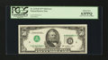 Error Notes:Inverted Third Printings, Fr. 2119-D $50 1977 Federal Reserve Note. PCGS Choice New 63PPQ....