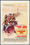 "Movie Posters:Western, Mackenna's Gold (Columbia, 1969). One Sheet (27"" X 41"") and DeluxeLobby Card (11"" X 14""). Western.. ... (Total: 2 Items)"