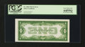 Error Notes:Inverted Reverses, Fr. 1606 $1 1934 Inverted Reverse Silver Certificate. PCGS VeryChoice New 64PPQ.. ...
