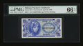 Military Payment Certificates:Series 651, Series 651 5¢ PMG Gem Uncirculated 66 EPQ....