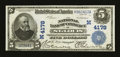 National Bank Notes:Missouri, Saint Louis, MO - $5 1902 Date Back Fr. 593 The NB of Commerce Ch.# (M)4178. ...