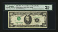 Error Notes:Inverted Third Printings, Fr. 2071-K $20 1974 Federal Reserve Note. PMG Very Fine 25.. ...