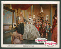 "Deborah Kerr and Yul Brynner in ""The King and I"" (20th Century Fox, 1956). B&W Stills (4) and Color St..."