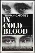 "Movie Posters:Crime, In Cold Blood (Columbia, 1968). One Sheet (27"" X 41""). Crime.. ..."