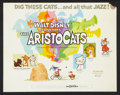 "Movie Posters:Animated, The Aristocats (Buena Vista, 1971). Lobby Card Set of 9 (11"" X14""). Animated.. ... (Total: 9 Items)"