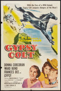 "Movie Posters:Children's, Gypsy Colt (MGM, 1954). One Sheet (27"" X 41""). Children's.. ..."