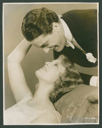 "Jack Buchanan and Jeanette MacDonald in ""Monte Carlo"" (Paramount, 1930). Stills (11) (8"" X 10""). Com..."