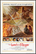 "Movie Posters:Animated, The Lord of the Rings (United Artists, 1978). International One Sheet (27"" X 41""). Animated.. ..."