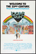 "Movie Posters:Science Fiction, Logan's Run (MGM, 1976). One Sheet (27"" X 41""). Science Fiction.. ..."