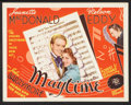 """Movie Posters:Musical, Maytime (MGM, 1937). Title Lobby Card and Lobby Cards (3) (11"""" X 14""""). Musical.. ... (Total: 4 Items)"""