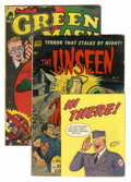 Golden Age (1938-1955):Miscellaneous, Comics - Assorted Golden-Modern Age Comics Group (Various, 1945-84) Condition: Average GD/VG.... (Total: 15 Comic Books)