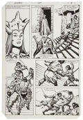 Original Comic Art:Panel Pages, John Buscema and Ernie Chan Conan the Barbarian #147 page 6 Original Art (Marvel, 1983)....