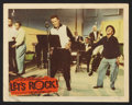 "Movie Posters:Rock and Roll, Let's Rock (Columbia, 1958). Lobby Card Set of 8 (11"" X 14""). Rockand Roll.. ... (Total: 8 Items)"