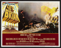 """Life of Brian (Orion, 1979). Lobby Card Set of 8 (11"""" X 14""""). Comedy. ... (Total: 8 Items)"""