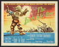 "Movie Posters:Science Fiction, The Invisible Boy (MGM, 1957). Title Lobby Card (11"" X 14"").Science Fiction.. ..."