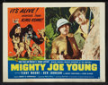 """Movie Posters:Adventure, Mighty Joe Young (RKO, R-1953). Lobby Card Set of 8 (11"""" X 14"""").Adventure.. ... (Total: 8 Items)"""