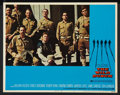 """Movie Posters:Western, The Wild Bunch (Warner Brothers, 1969). Lobby Card Set of 8 (11"""" X 14""""). Western.. ... (Total: 8 Items)"""
