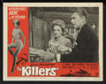 """Movie Posters:Crime, The Killers (Universal, 1964). Lobby Card Set of 8 (11"""" X 14""""). Crime.. ... (Total: 8 Items)"""