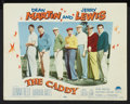 """Movie Posters:Sports, The Caddy (Paramount, 1953). Lobby Card Set of 8 (11"""" X 14""""). Sports.. ... (Total: 8 Items)"""