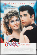 "Movie Posters:Musical, Grease Lot (Paramount, R-1997). One Sheets (2) (27"" X 41"") DS and SS. Musical.. ... (Total: 2 Items)"