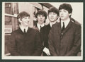 "Movie Posters:Rock and Roll, A Hard Day's Night (United Artists, 1964). Trading Cards (55) (2.5"" X 3.5""). Rock and Roll.. ... (Total: 55 Item)"