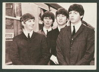 "A Hard Day's Night (United Artists, 1964). Trading Cards (55) (2.5"""" X 3.5""""). Rock and Roll. ... (T..."