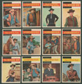 Non-Sport Cards:General, 1958 Topps T.V. Westerns Collection (350+). ...