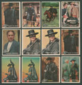 Non-Sport Cards:Lots, 1958 Topps Zorro Collection (325+). ...