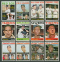 Baseball Cards:Lots, 1964 Topps Baseball Collection (295). ...