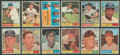 Baseball Cards:Lots, 1961 Topps Baseball Collection (490+). ...