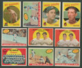 Baseball Cards:Lots, 1959 Topps Baseball Collection (400+). ...