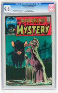 Bronze Age (1970-1979):Horror, House of Mystery #189 (DC, 1970) CGC NM+ 9.6 Off-white to whitepages....