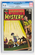 Bronze Age (1970-1979):Horror, House of Mystery #191 (DC, 1971) CGC NM+ 9.6 White pages....