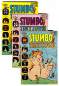 Silver Age (1956-1969):Humor, Stumbo Tinytown File Copies Group (Harvey, 1963-66) Condition: Average VF/NM.... (Total: 10 Comic Books)