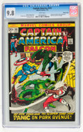 Bronze Age (1970-1979):Superhero, Captain America #151 Western Penn pedigree (Marvel, 1972) CGC NM/MT9.8 White pages....