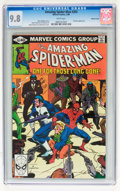Modern Age (1980-Present):Superhero, The Amazing Spider-Man #202 Western Penn pedigree (Marvel, 1980)CGC NM/MT 9.8 White pages....