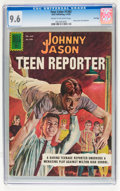 Silver Age (1956-1969):Adventure, Four Color #1302 Johnny Jason Teen Reporter - File Copy (Dell, 1962) CGC NM+ 9.6 Cream to off-white pages....