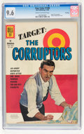 Silver Age (1956-1969):Miscellaneous, Four Color #1306 Target: The Corruptors - File Copy (Dell, 1962)CGC NM+ 9.6 Cream to off-white pages....