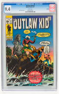 Bronze Age (1970-1979):Western, Outlaw Kid #4 Oakland pedigree (Marvel, 1971) CGC NM 9.4 White pages....