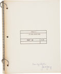 Transportation:Space Exploration, Apollo 11 Training-Used LM Lunar Surface Maps Book(Landing Site 2) Directly from the Personal Collect...