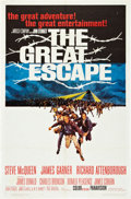 "Movie Posters:War, The Great Escape (United Artists, 1963). One Sheet (27"" X 41"")....."