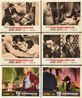 "Movie Posters:James Bond, James Bond Lot (United Artists, 1964). Lobby Cards (6) (11"" X 14"").. ... (Total: 6 Items)"