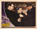 "Movie Posters:Crime, Sherlock Holmes and the Secret Weapon (Universal, 1942). Lobby Card(11"" X 14"").. ..."