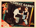 """Movie Posters:Drama, The Great Gabbo (Sono Art-World Wide Pictures, 1929). Lobby Card(11"""" X 14"""").. ..."""