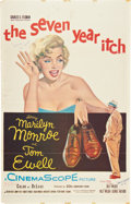 "Movie Posters:Comedy, The Seven Year Itch (20th Century Fox, 1955). Autographed One Sheet(27"" X 41"").. ..."