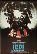 "Movie Posters:Science Fiction, Return of the Jedi (20th Century Fox, 1984). Polish One Sheet (26.5"" X 38.5"").. ..."
