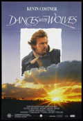 "Movie Posters:Academy Award Winner, Dances With Wolves (Hoyts Distribution, 1990). Australian One Sheet(27"" X 41""). ..."